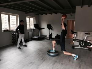 Sport fysiotherape Vitasports